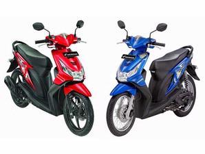 Honda BeAt Jari Jari