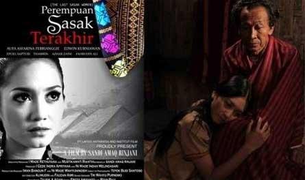 Film Perempuan Sasak Terakhir di Lombok