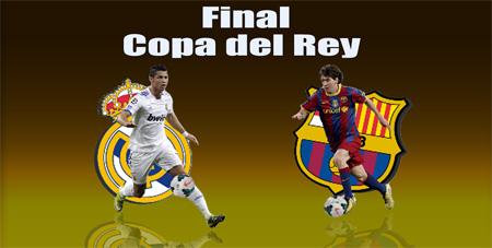 Jadwal final Copa del Rey 2014 di Lombok