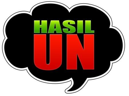 Hasil ujian nasional (UN) seluruh Indonesia 20 Mei 2014