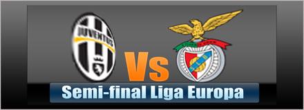 Semifinal Liga Europa 2014 Juventus-Benfica
