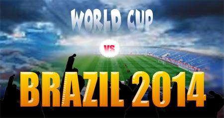 Jadwal Terbaru Piala Dunia FIFA 2014 Brasil